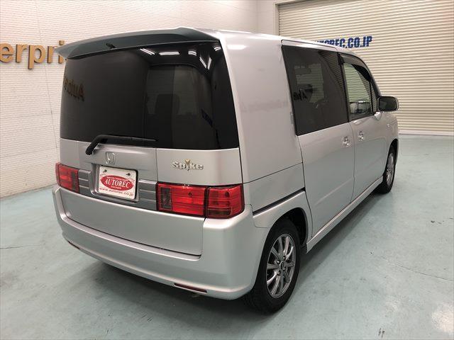 2008 Honda Mobilio Spike | Autorec Enterprise, Ltd.
